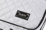 BAM HO2201XLG Hoodie für Hightech Oblong Viola case, grey