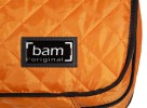 BAM HO2201XLORG Hoodie für Hightech Oblong Viola case, orange