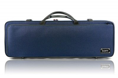 Bam 2040SM Classic case f. viola (40cm), blue