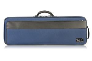 Bam 2041BB Artisto case f. viola (41.5 cm), blue .
