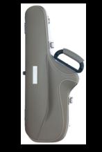 BAM ET4011SG Cabine L´Etoile Altsaxophon Etui, Mud Grey