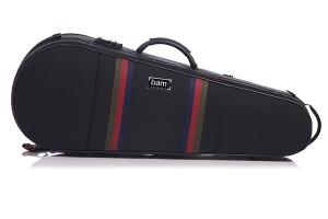 BAM SG5101SN Saint Germain Stylus Contoured Viola case, black