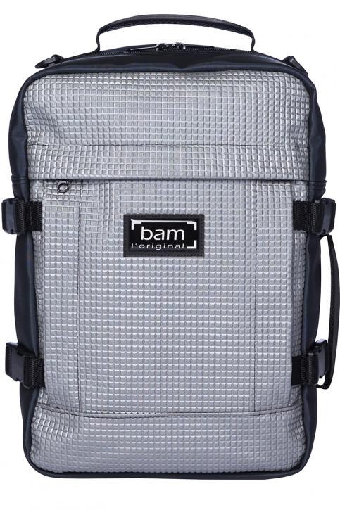 BAM A+(A) Rucksack für Hightech Etui, Aluminium