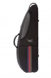 BAM SG5003SN Saint Germain Classic 3 Violin case, black .