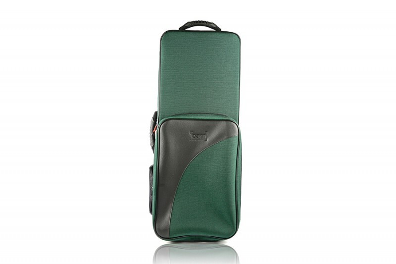 BAM 2141SF Trekking case f. viola (41.5cm), green