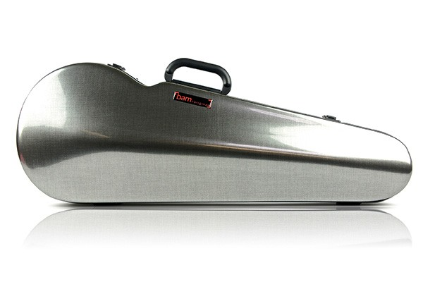 BAM 2200XLT Hightech Contoured Viola case, twee