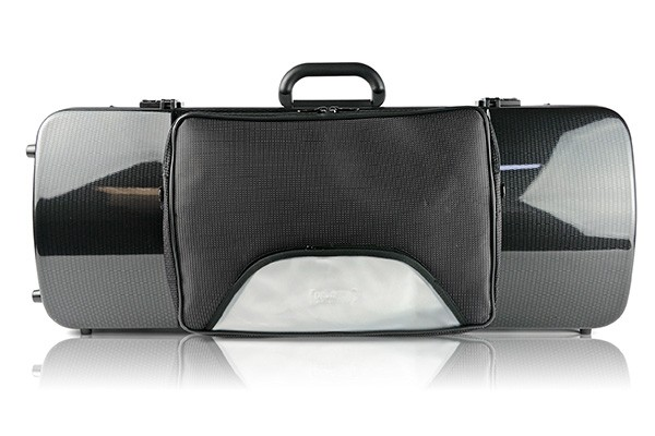 BAM 2202XLC Hightech Oblong Viola case with pocket, carbon .