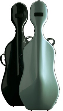 BAM 1002NWN Newtech Cello Etui mit Rollen, schwarz