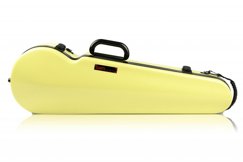 BAM 2002XLA Hightech contoured violin case, anise .