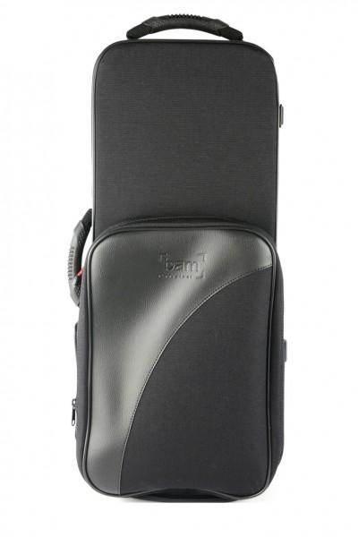 BAM 3025SN Trekking Bass Klarinette (to Eb), schwarz