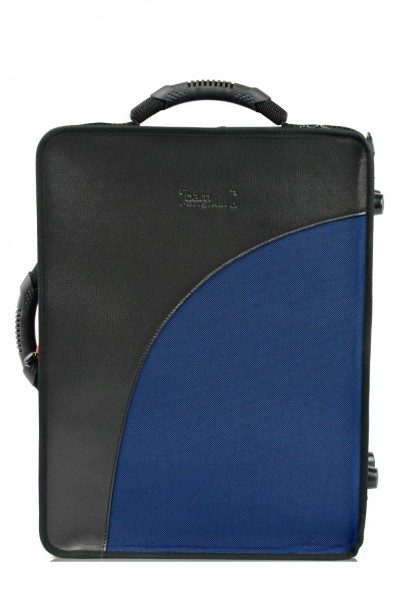 BAM 3028SDM TREKKING Double Bb/A Clarinet Case, Blue, German System