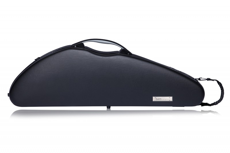 BAM CO2000XLN Hightech Connection Slim Violin case, black .