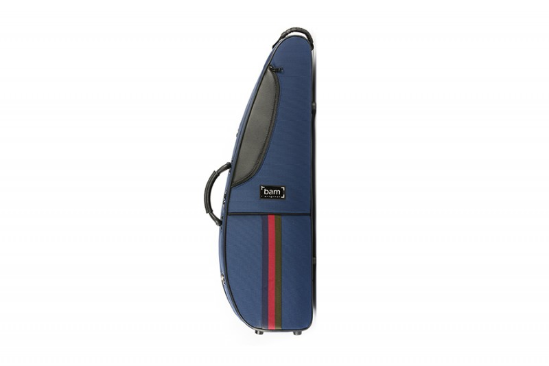 BAM SG5003SB Saint Germain Classic 3 Violin case, blue .