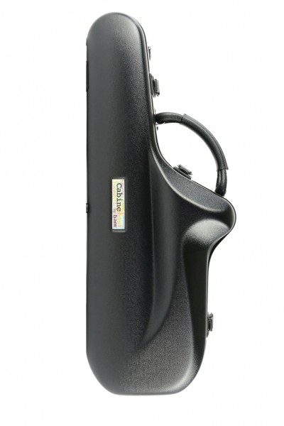 BAM 4011SN Alto Sax Cabine, schwarz