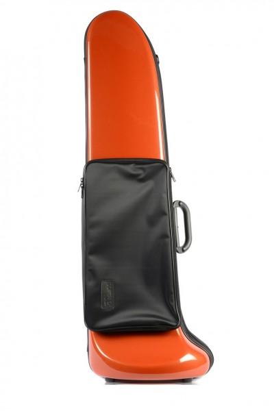 BAM 4030SPT Softpack Tenor Trombone case w/ pocket, terracotta