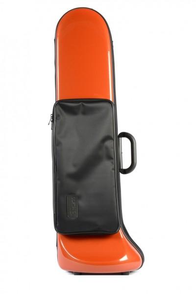 BAM 4031SPT Softpack Jazz trombone, m.Tasche, terracotta