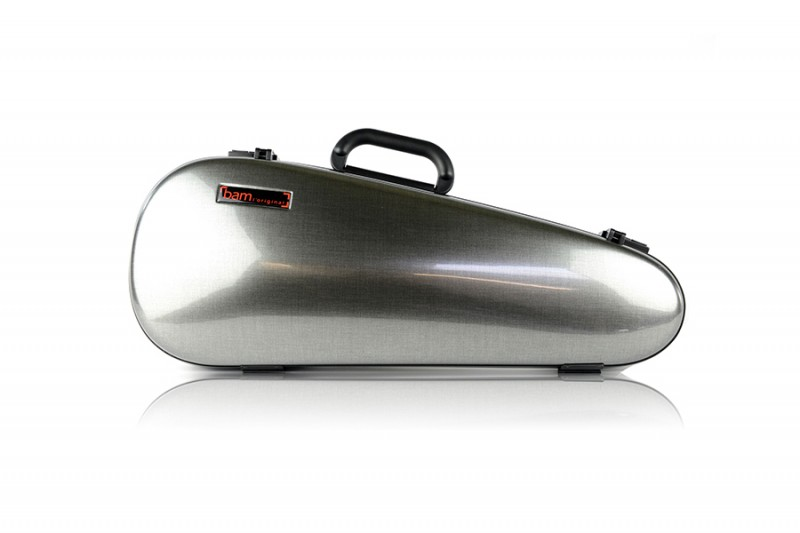 BAM 2003XLT Hightech Overhead Violin case, tweed .