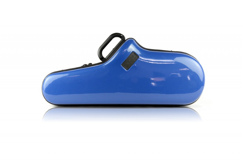 BAM 4001SB Softpack Etui f. Alto Saxophon, blau