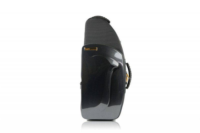 BAM TREK3021SC New Trekking Alto Sax case, carbon