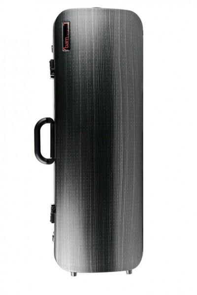 BAM 5201XLLB Hightech Compact Viola-Etui (bis 42cm), Black Lazure