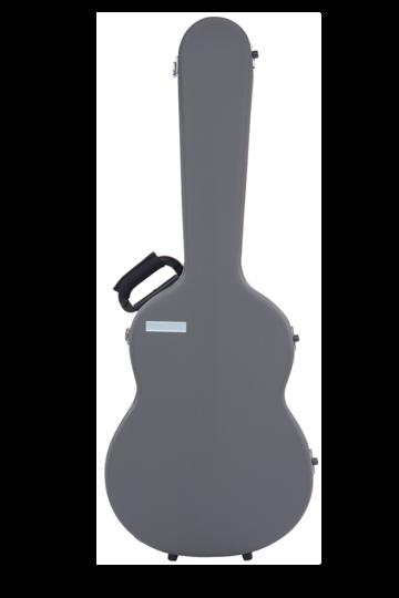 BAM PANT8002XLG PANTHER Hightech Classical Gitarren Etui, Grau