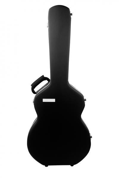 BAM PANT8008XLN PANTHER Hightech OM Gitarren Etui, Schwarz
