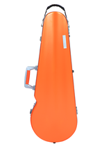 BAM DEF2200XLO Hightech Contoured Viola Case, Orange