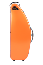 BAM DEF4102XLO La Défense Hightech Tenor Sax Case without Pocket, Orange