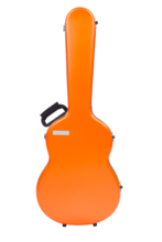 BAM DEF8002XLO La Défense Hightech Classic Gitarren Etui, Orange .
