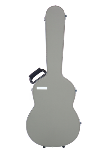 BAM ET8002XLG Hightech Classical Guitar case, Mud Grey