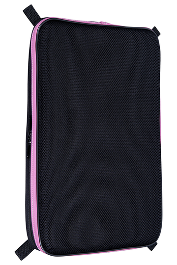 BAM ET9100XPRO Back Pocket for Hightech Oblong Violin or Viola Case L´Étoile, pink