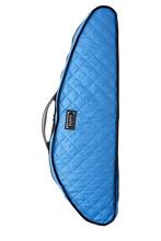 BAM HO2000XLB Hoodie for Hightech Slim Violin Case, Blue