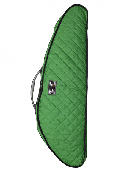 BAM HO2000XLV Hoodie for Hightech Slim Violin Case, Green