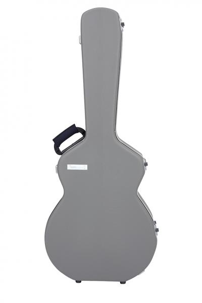 BAM PANT8009XLG Panther Hightech Grand Concert Gitarren Etui, Grau