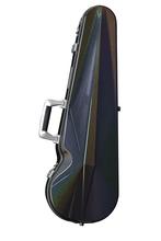 BAM SUP2002XLCOS COSMIC Violin Contoured Case, Silver