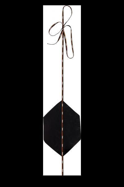BAM SW-0007 Swab für Bb und A Klarinette