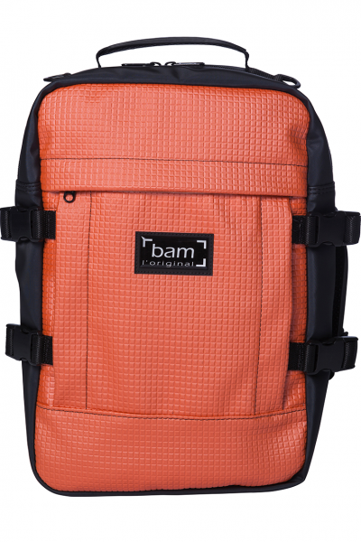 BAM A+(O) Rucksack für Hightech Etui, Orange