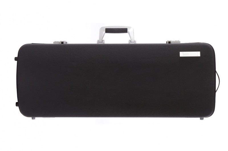 BAM ET2201XLN Hightech L'Étoile Oblong Viola case (up to 43cm), black .