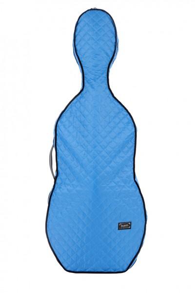 BAM HO1000XLB Hoodie for Hightech Cello Case, blue .