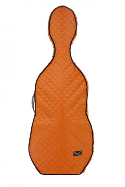 BAM HO1000XLORG Hoodie for Hightech Cello Case, orange .
