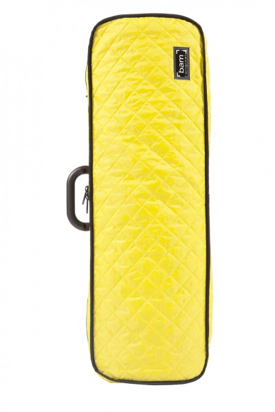 BAM HO2201XLJ Hoodie für Hightech Oblong Viola case, yellow