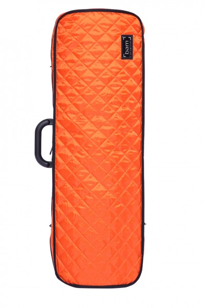 BAM HO5201XLORG Hoodie für Hightech Oblong Viola case compact size, orange