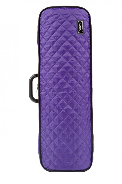 BAM HO2001XLVT Hoodie for Hightech Oblong Violin Case, violet