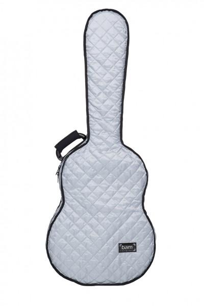 BAM HO8002XLG Hoodie für Classic Guitar, grey
