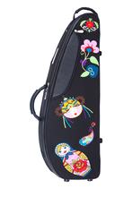 BAM-KAT5003SN KATYUSHKA Classic 3 Violin Case, Black