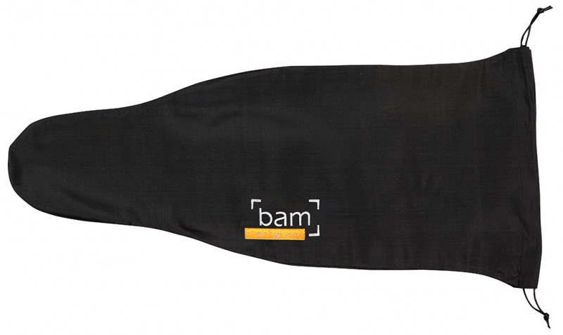 BAM IC-0050 Single Layer Silk Bag for Violin, with lace .
