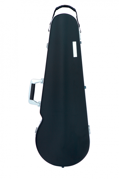 BAM PANT2200XLN PANTHER Hightech Contoured Viola Case, Black