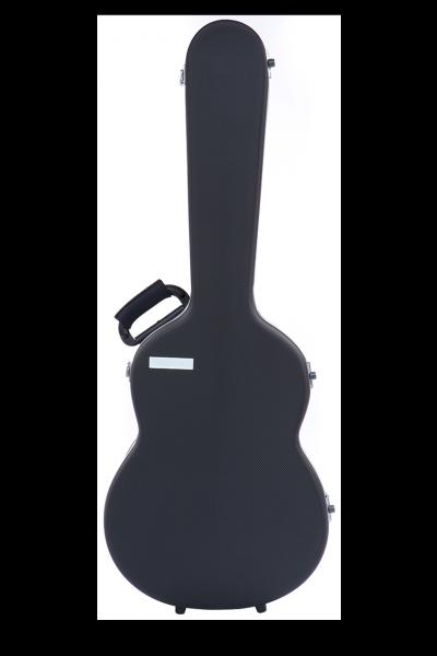 BAM PANT8002XLN PANTHER Hightech Classical Guitar Case, Black