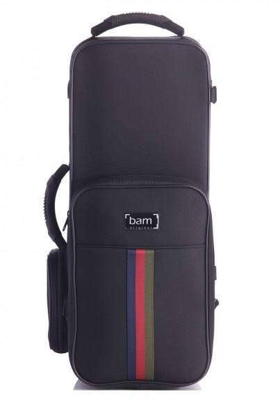 BAM SG3021SN Saint Germain Alto Sax Trekking Koffer, schwarz .