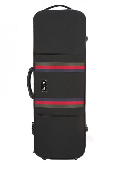 BAM SG5141SN Saint Germain Stylus Viola case (41.5cm), black .
